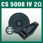 German Maestro CS 5008 IV 2Ohms (Installer Version)
