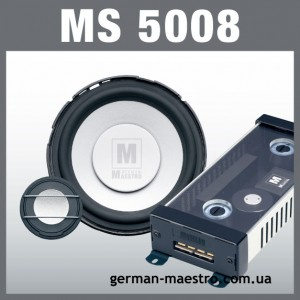 German Maestro MS 5008